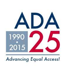 ADA 25th_logo
