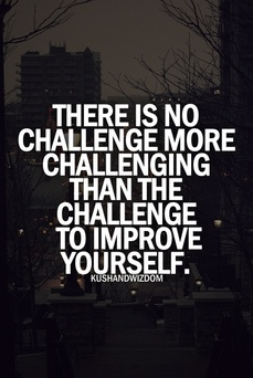 Quote about Challenges