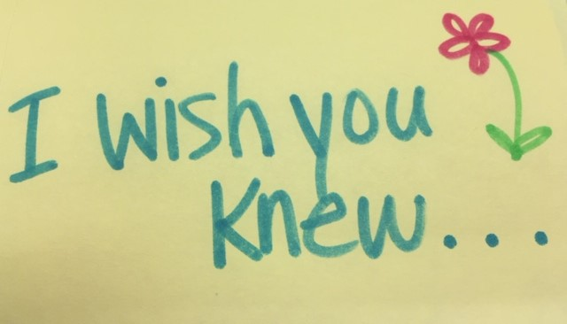 i-wish-you-knew