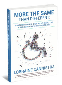More The Same Than Different Cover 3D